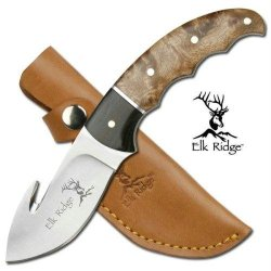 Elk Ridge Er-129 Outdoor Fixed Blade Knife 8.5-Inch Overall