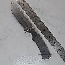 "Hunting Knife Blade 014 - 440C Steel - 7 7/8"" Oal"