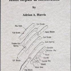 Book Knife Repair