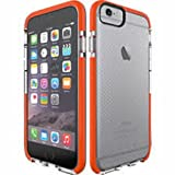 """tech21 Impactology Classic Check for New iPhone 6 - 4.7"""" Phone Case - Clear"""