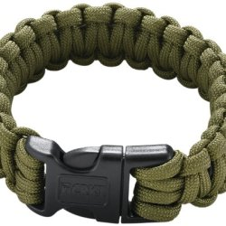 Columbia River Knife And Tool 9300Ds Onion  Para-Saw Survival Bracelet, Small, Green
