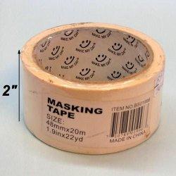 48Mmx20M Masking Tape Case Pack 36