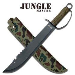 A Hybrid Bowie Knife/Machete!