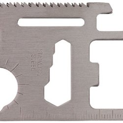 Se - Survival Tool - 11 Function, Credit Card Size