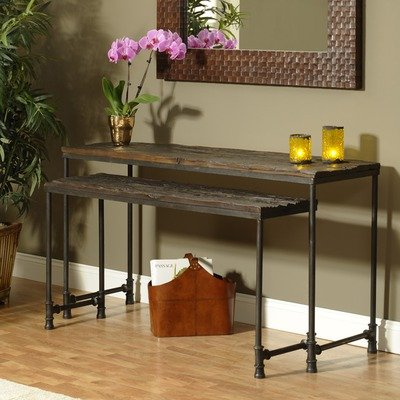 Image of Saal Nested Console Tables (Set of 2) (SAL030S)