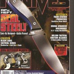 Tactical Knives Magazine (Seal Steel, September 2012)