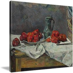 Still Life With Tomatoes, 1883 (Oil On Canvas) (Giclee Art Print), The Fine Art Masters
