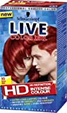 PROFESSIONAL QUALITY COLOR.NEW.WATERPROOFED.With BUILT-IN WASH-OUT PROTECTION to prevent colour fade.For EXTRA LONG-LASTING INTENSITY and SHINE.LIVE, the expert in trendy, intense hair colour, introduces LIVE COLOR XXL Waterproofed with built-in wash...