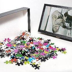 Photo Jigsaw Puzzle Of Inuit Seal Hunting (2/5)