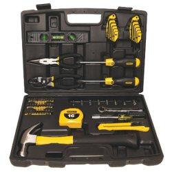 Stanley 94-248 65-Piece Homeowner'S Tool Kit