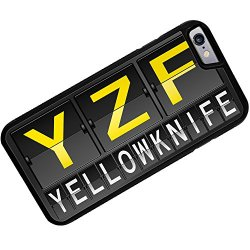 Rubber Case For Iphone 6 Yzf Airport Code For Yellowknife - Neonblond