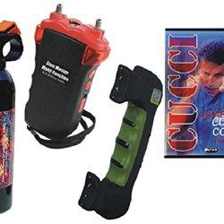 Macho Man Kit-2 Stun Guns, Jumbo Pepper Spray, Fighting Dvd