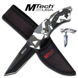 New M-Tech Unique T Hunting / Combat Knife Mt20-22Dw