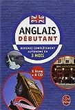 Image of Anglais débutant (6CD audio)