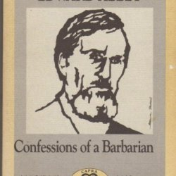 Confessions Of A Barbarian: Red Knife Valley (Capra Back-To-Back Series)
