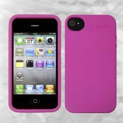 Nite Ize Bio-Ip4-12 Bio Case For Iphone 4/4S - 1 Pack - Retail Packaging - Pink