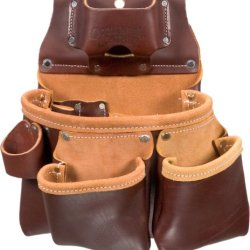 Occidental Leather 5018Dblh 3 Pouch Pro Tool Bag, Left Handed