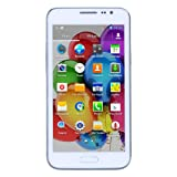 5.0 inch JIAKE G910 Android 4.2.2 Smartphone Dual Cameras MTK6572 Dual Core 1.2GHz 256M RAM 512MB ROM FWVGA 480*854 Screen WIFI Bluetooth (White)