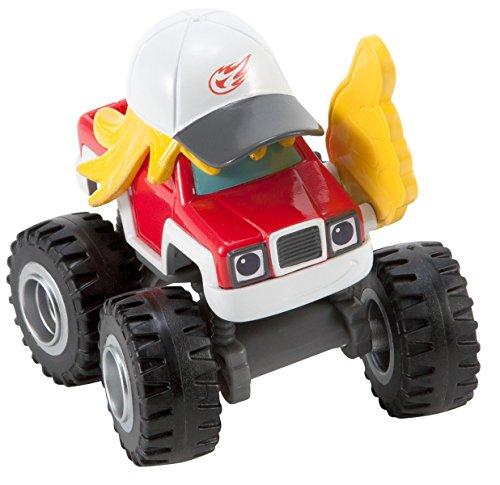 Joe, Vehículo de Blaze y los Monster Machines