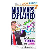 FREE Mind Maps Explained: How To Remember Everything After Learning (How To eBooks) [Kindle Edition]