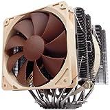 Noctua 正規販売代理店 NH-D14 サイドフロー型 CPUクーラー 冷却ファン