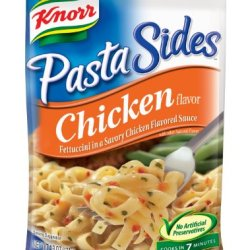 Knorr Pasta Sides, Chicken Fettuccini 4.3 Oz (Pack Of 12)