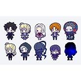 ラバーストラップコレクション Fate/Zero chapter1 (キャラクターストラップ) BOX