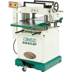 Grizzly G0453P Planer Polar Bear Series, 15-Inch