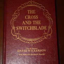 The Cross And The Switchblade Inscribed By Gwen Wilkerson