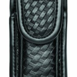 Bianchi 7903 Hi-Gloss Single Mag/Knife Pouch With Hidden (Size 4)