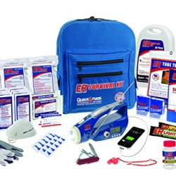 Er Emergency Ready 2 Person Ultimate Deluxe Backpack Survival Kit
