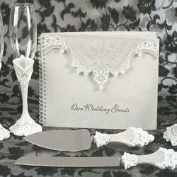 Eleganza Epoxy Lace Collection Set