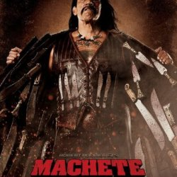 Machete 27X40 Original S/S Movie Poster