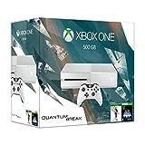 Xbox One 500GB スペシャル エディション (Quantum Break 同梱版) 5C7-00207
