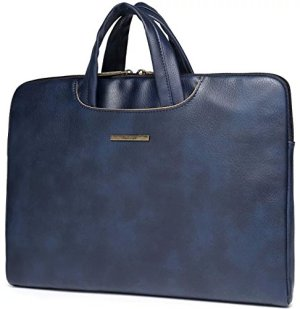 Canvaslife-PU-leather-laptop-bag