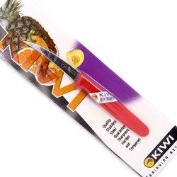 Kiwi 001 Bird'S Beak Fruit Carving Stainless Steel Knife (Free 4 Piece Carving Knife)