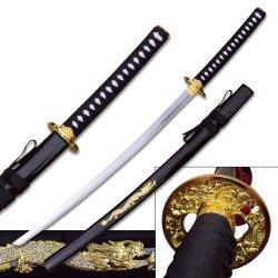 Bladesusa Sw-463Gdb Samurai Sword 40.5-Inch Overall