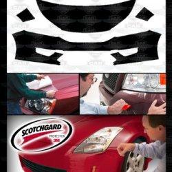 Honda Accord Sedan Lx 2013 3M Scotchgard Clear Bra Paint Protection Kit