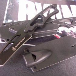 3.5Inch Mini Black Handle Design Pocket Folding Knife/Cold Stainless Steel/Smith Style/Lowest Price