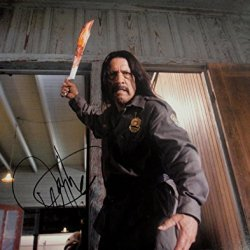 Danny Trejo Hand Signed Autographed 11X14 Photo Sexy Machete Ga 758206