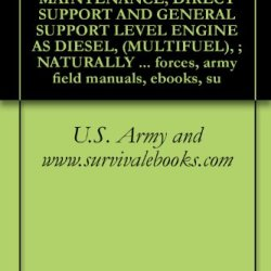 Technical Manual, Tm 9-2815-210-34-2-1, Maintenance, Direct Support And General Support Level Engine As Diesel, (Multifuel), ; Naturally Aspirated Or Turbocharged, ... And Clutches , {To 38G1-48-12-2-1}