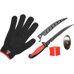 Mustad Kvd Handy Fillet Kit - 5 Piece Kit