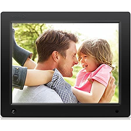 Love photos and sharing them? The Nixplay WiFi Cloud Photo Frame gives you control over your photos and power to share them where you want. Place the frame in your loved one's home and easily email photos for instant display from anywhere in the worl...