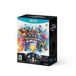 Super Smash Bros. Bundle - Wii U