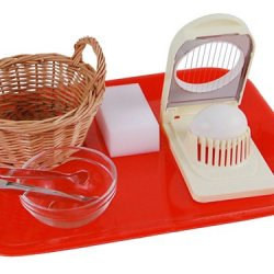 Montessori Egg Cutting Set
