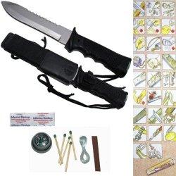 New Jungle King Survival Knife H007