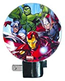 Marvel Avengers Night Light ~ Hulk, Captain America, Thor, Iron Man