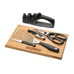 Georgia Regents Wusthof Silverpoint Ii 6 Piece Kitchen Essentials 'Jaguars Engraved'