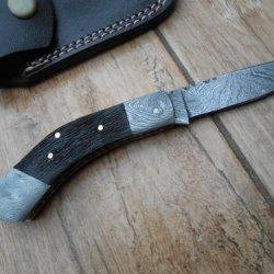 Sale! Hand Crafted Pocket Knife - Custom Made - Bargain!