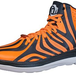 Adidas D Rose 4.5 Mens Basketball Sneakers / Shoes - Orange - Size Us 9.5